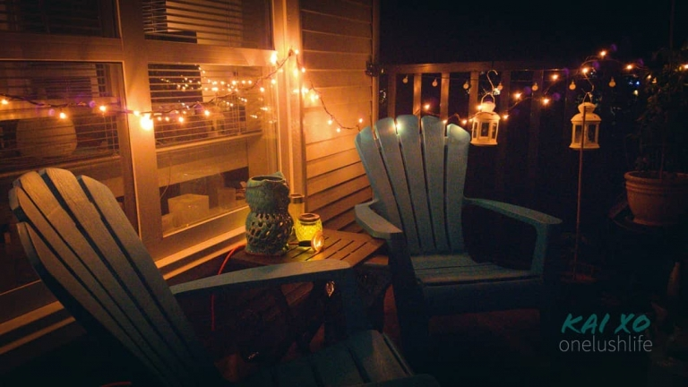 Home Sweet Home – Patio